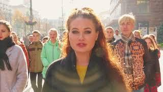Кирило Охріменко, ALIDA, PAVLIK -Don 't give AIDS a chance!  Не дай СНІДу шанс!