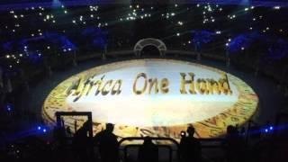 حفل افتتاح كأس امم افريقيا لكره اليد 2016  3D