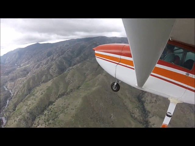Kern Valley Airport - Fly In Camping