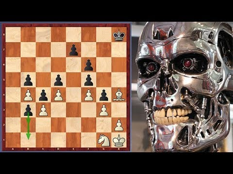 Strange But Chess Engines Are Managing To Solve This Puzzle