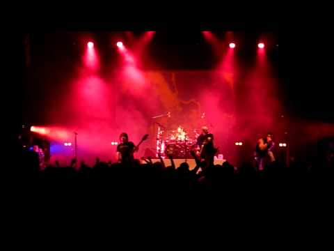 Dagoba - There's Blood Offshore (live au Howling Zone Fest 3)