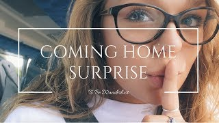 COMING HOME & SURPRISING MY FAMILY