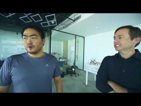 VLOG #009 Touring Rocketspace Cowork in Shenzhen, China