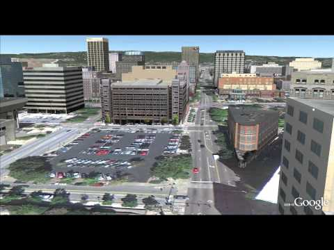 Downtown Chattanooga 3D Tour