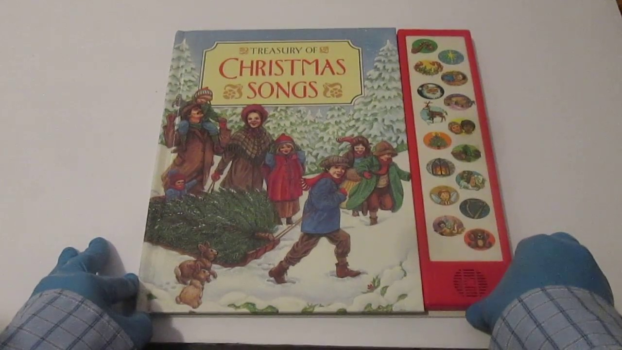 Treasury of Christmas Songs - 16 Favorites - YouTube