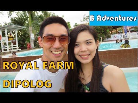 Royal Farm Resort Dipolog, Bikini Filipinas, Mindanao, Travel Philippines S2 Ep27