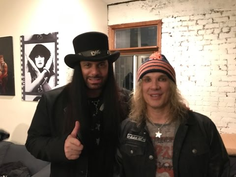 Steel Panther (Michael Starr) Interview by Neil Turbin-The Metal Voice