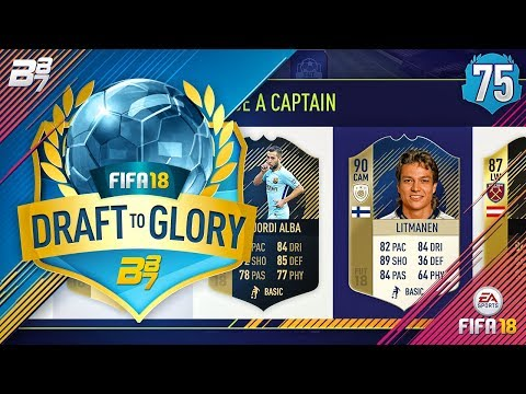 3 MORE TO GO! | FIFA 18 DRAFT TO GLORY #75