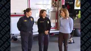 The Mossotti Report   Female Firefighters