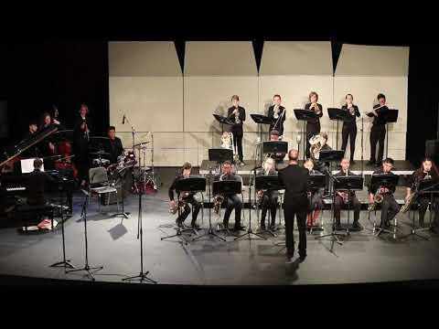 CMEA Jazz East Festival 2019 - Edna Brewer Middle School Jazz Ensemble