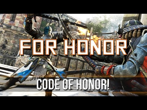 FOR HONOR Preview! - The Player Code of Honor