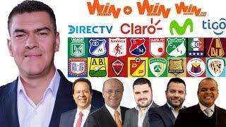 Canal, Cable-Operador, Relator, Comentarista y Árbitro de Cada Partido de la Fecha 19