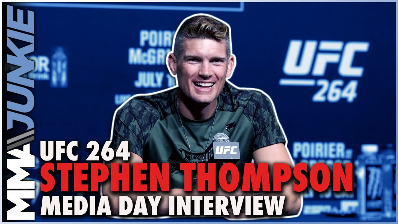 Twitter reacts to Gilbert Burns' tactical win over Stephen Thompson ...