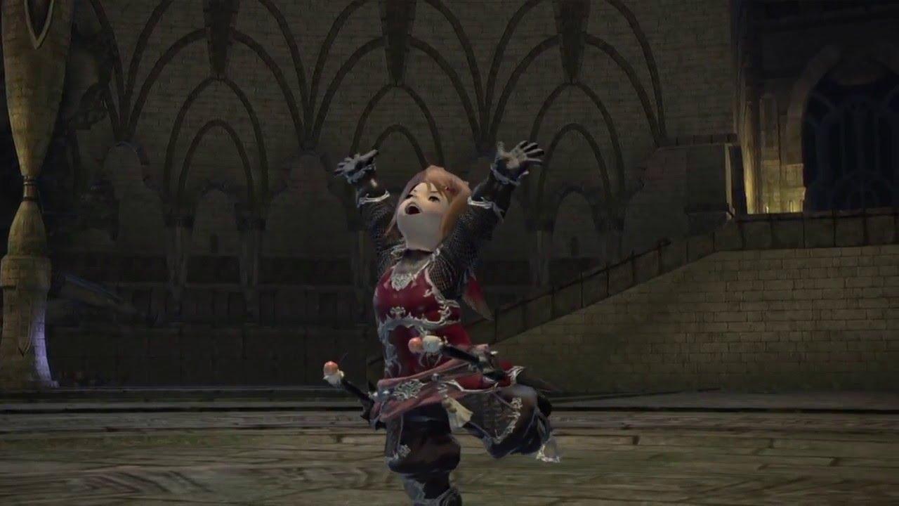 ffxiv ninja wanna dance youtube