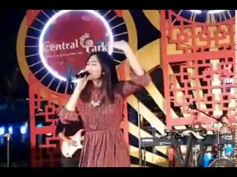 Isyana Live Central Park | Tap Tap Tap