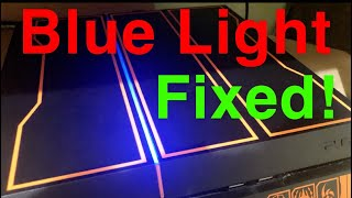 PS4 Blue Light HOW TO FIX!