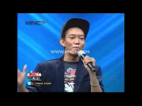 "Yudha Khan ""Lagu Unik Asal Cirebon"" - Komika Vaganza (8/12)"
