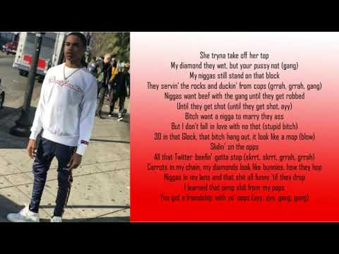YBN Almighty Jay - Takin Off (LYRICS)
