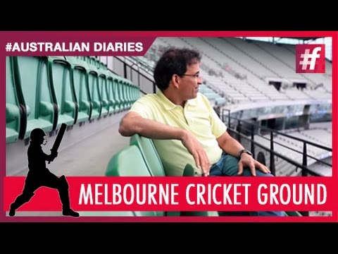Exploring The Melbourne Cricket Ground #AustraliaDiaries | Cricket Video