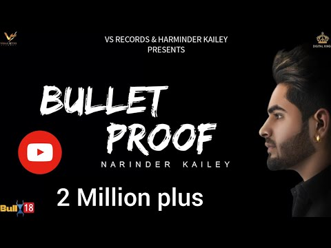 Thumbnail: Narinder Kailey - Bullet Proof || Official Music Video || VS Records