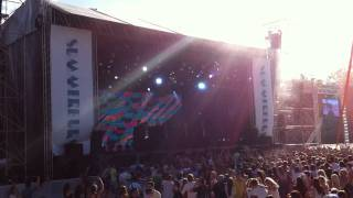 Sebjak @ Summerburst 2011