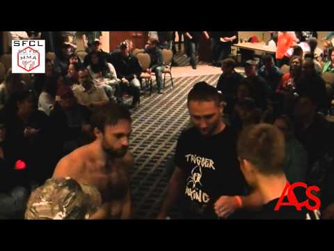 ACSLIVE.TV Presents So Fly Combat League Nathan Zimmerman Vs Bill Berlin