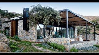 Bodrum Gümüşlük'te Satılık Müstakil Havuzlu Birbirinden Eşsiz Müstakil 5 Taş Villa