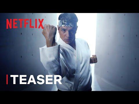 Cobra Kai: Season 4   All Valley Karate Tournament Promo   Netflix