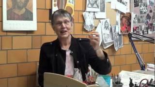 Saints and Iconography 3: How the Saints Participate