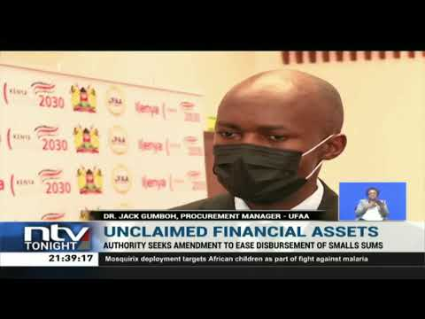 Unclaimed Financial Assets Authority's services to be offered at Huduma Centres