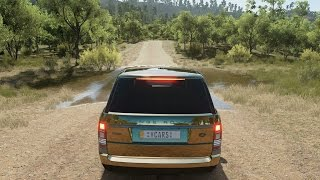 Forza Horizon 3 - LAND ROVER RANGE ROVER SUPERCHARGED - OFF-ROAD Test Drive - 1080p