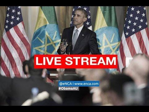 LIVE: US president Barack Obama addresses the AU
