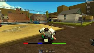 [Roblox] The Streets, wii musique stomp remix.