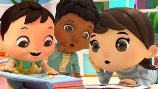 NEW | I Love Reading Books - Storybook Adventures | Lellobee City Farm | Kids Songs | Nursery Rhymes