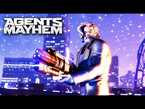 Agents of Mayhem - Mission #6 - Beam With Pride