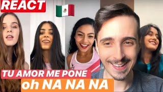 [REACT] NA NA NA (SPANISH VERSION PREVIEW) + MINI DESABAFO