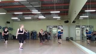 Anton - Zyukin ( Aero dance - Full lesson ) 5 Final