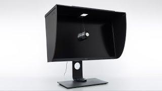 4K-Monitor BenQ SW271 mit HDR10 und USB-Typ-C (Hands on)