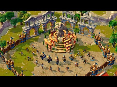 Age Of Empires Castle Siege Android Gameplay
