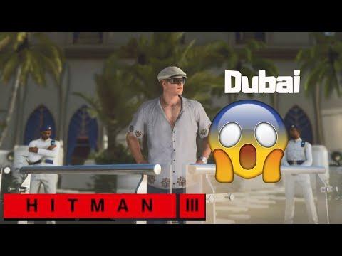 Hitman 3 will be in Dubai - Gameplay Trailer - YouTube