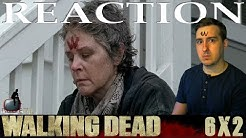 The Walking Dead S06E02 'JSS' Reaction / Review