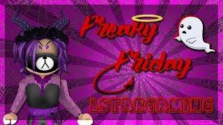viernes #1 - ROBLOX ¡JUEGOS DE SPOOPY!