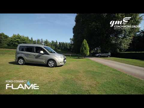 Ford Connect Flame  Wheelchair Access Vehicle