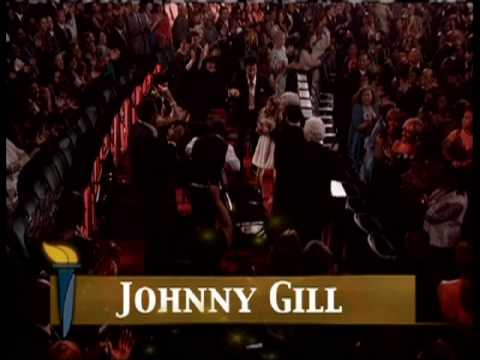 Johnny Gill Sings