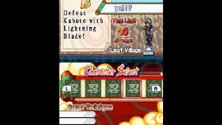 Naruto Ninja Council 3 walkthrough part 3: WHY CAN