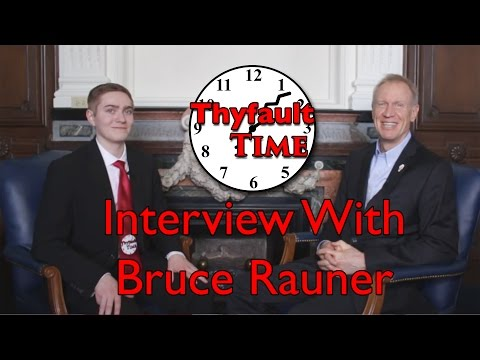 Thyfault Time: Interview With Bruce Rauner