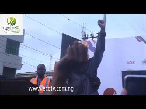 Olamide live Performance at Sterling Bank Environmental makeover initiative 2017