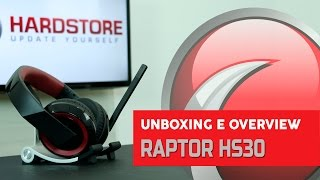 CORSAIR - Raptor HS30 - Unboxing/Overview