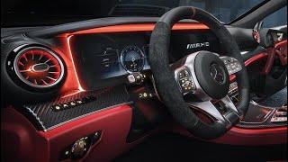 2020 Mercedes AMG CLS 53 4Maitac+ *black & red interior* Carbon Fiber Package 4K