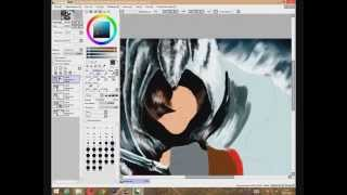 Рисуем ассасина в Paint Tool SAI(Рисуем ассасина в Paint Tool SAI Моя партнерская программа VSP Group. Подключайся! https://youpartnerwsp.com/ru/join?64926 ..., 2015-07-06T16:54:27.000Z)